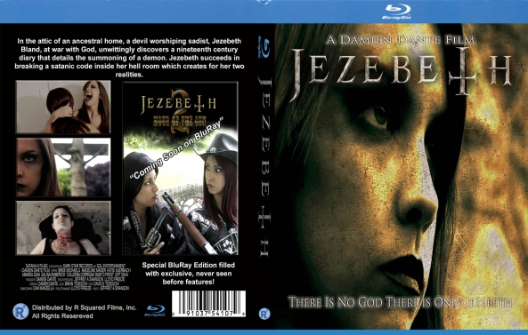 Jezebeth on Blu-Ray