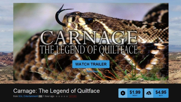 Carnage The Legend of Quiltface