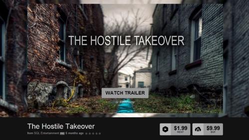 The Hostile Takeover