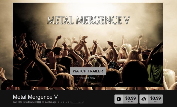 Metal Mergence
