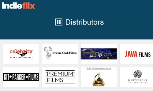 IndieFlix Distributors