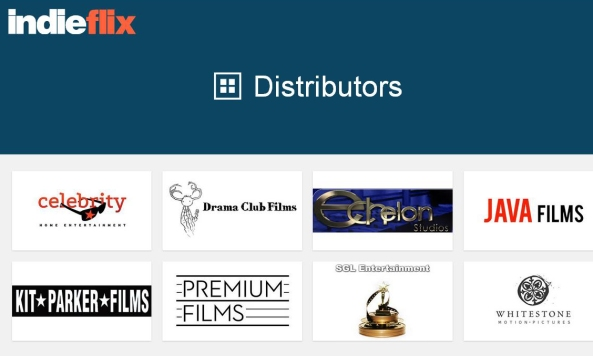 IndieFlix Distributors