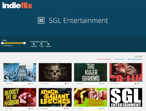 SGL Entertainment channel