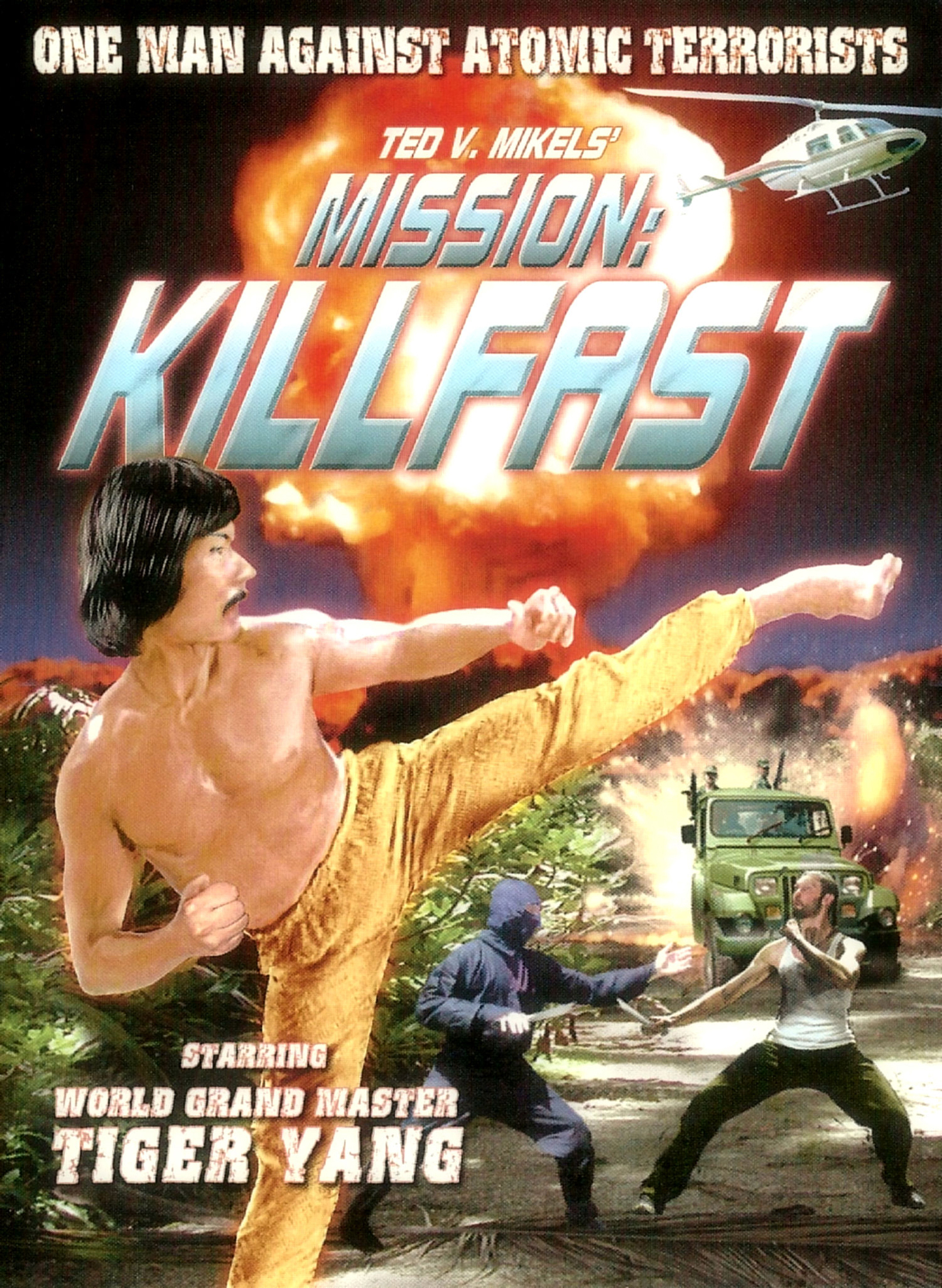 Mission Killfast Sgl Entertainment Releasing