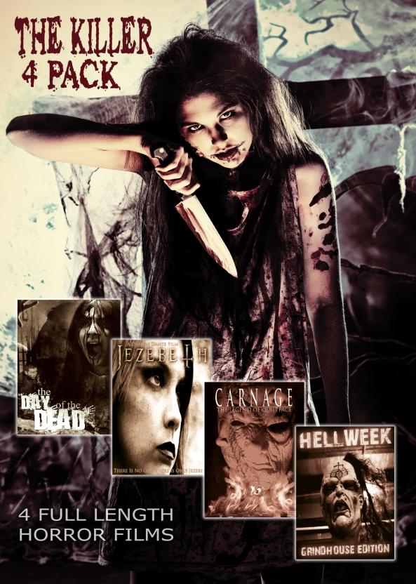 The Killer 4 Pack DVD