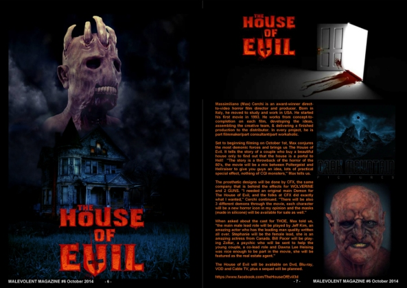 The House of Evil