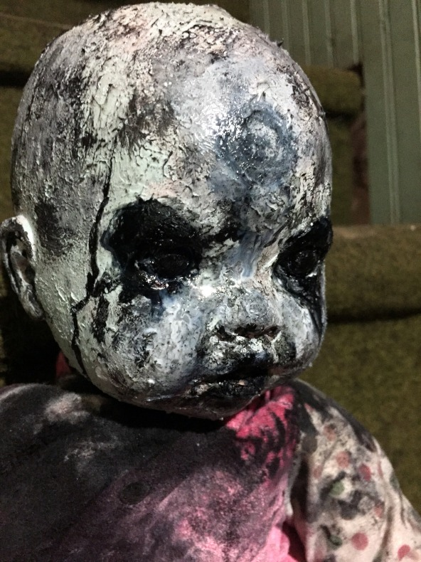 Snuff Demon Doll Two Now Available