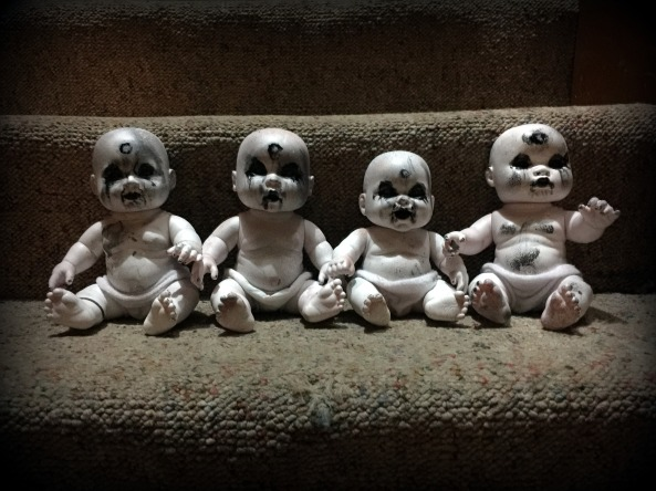 Snuff Demon Baby Doll Set Now Available