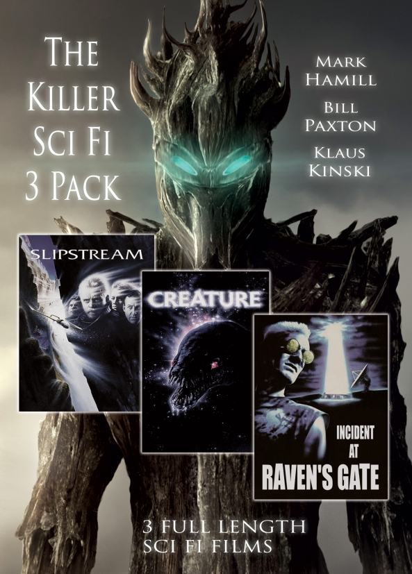 The Killer  Sci Fi 3 Pack