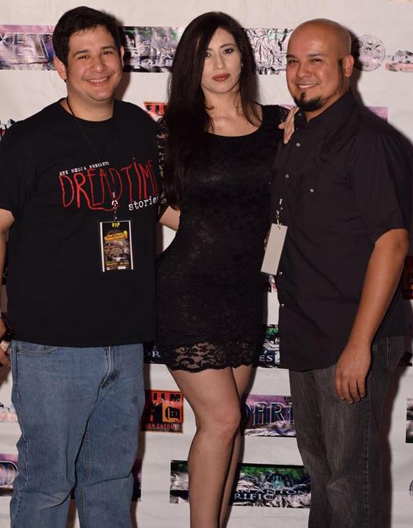 Jacob Grim, JR Coronado and Sal Hernandez