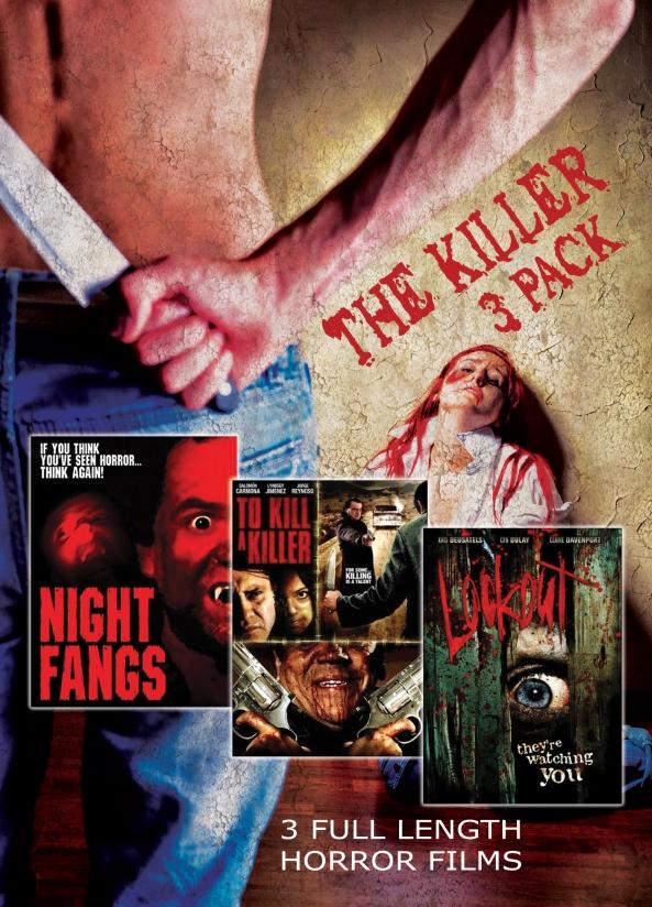 The Killer 3 Pack