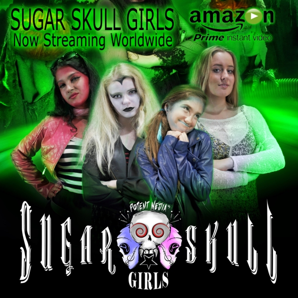 Sugar Skull Girls