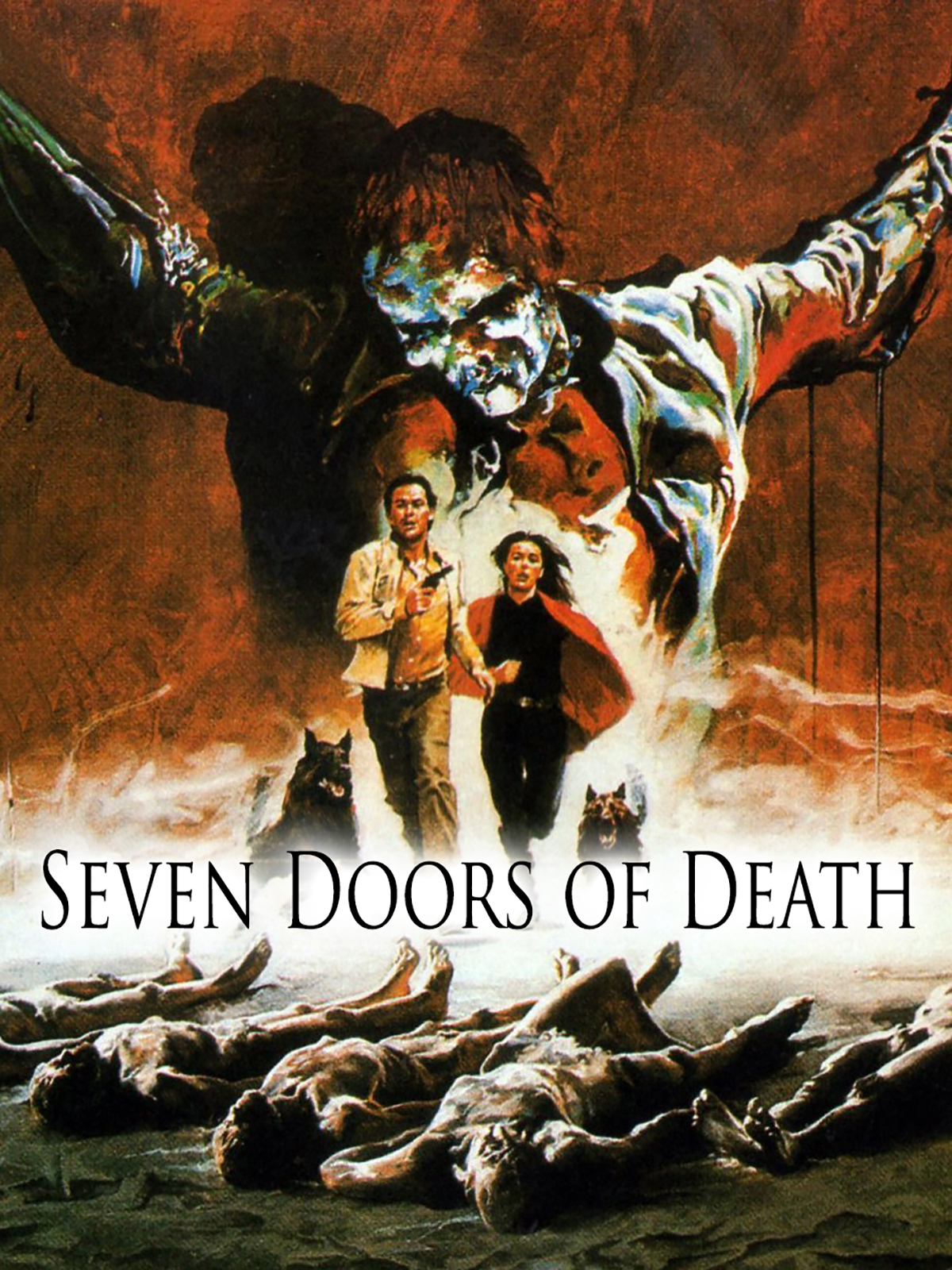 NOW AVAILABLE WORLDWIDE & Seven Doors of Death | SGL Entertainment Releasing